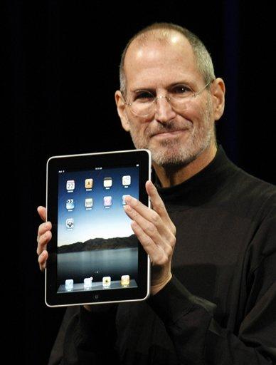 Jobs-iPad