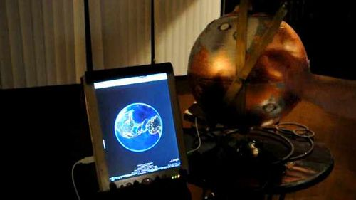 Steampunk-earth
