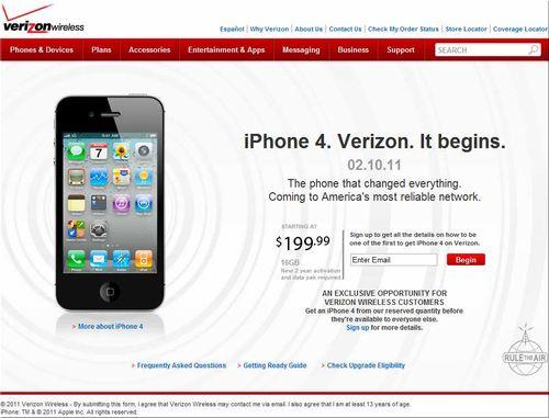 Vrizon-iphone4