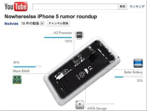 Iphone5-rumor