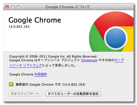 ~ Google Chrome