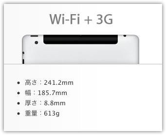DropShadow ~ iPad 2-3G