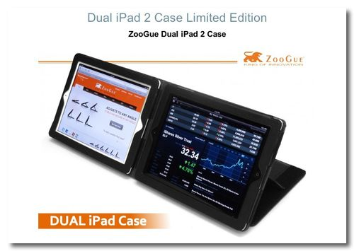 ~ ZooGue Dual iPad Case-1