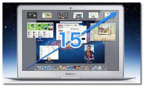 ~ Macbook Air-15inch