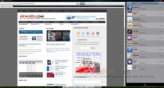 IPad-browser