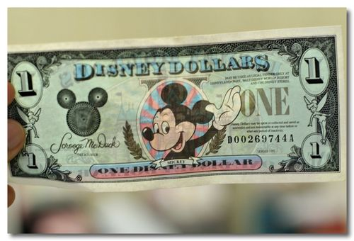 ~ disneydollars