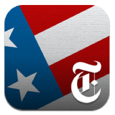 App Store - NYTimes Election 2012