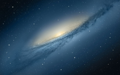 Download Mountain Lion Galaxy wallpaper full res right here | 9to5Mac | Apple Intelligence-1