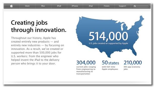 ~ Apple-jobs
