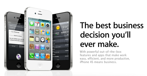 Apple - iPhone - iPhone in Business-1