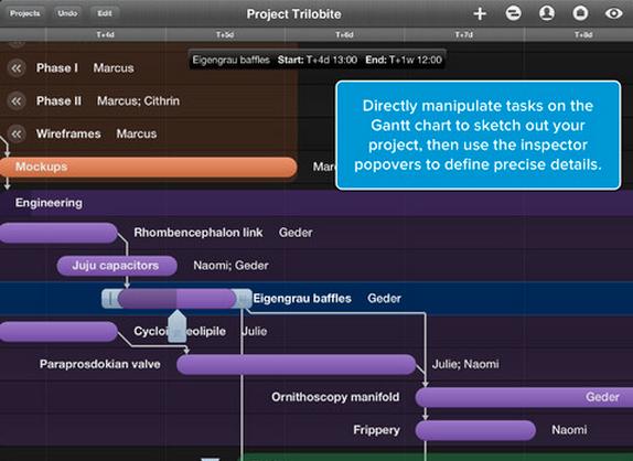 ITunes App Store で見つかる iPad 対応 OmniPlan-2