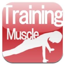 App Store - 筋肉トレーニング