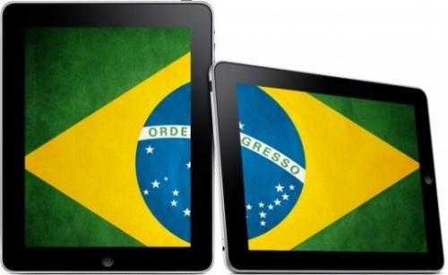 Brazil-ipad