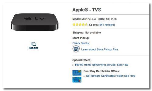 ~ Apple® - TV® - MC572LL_A