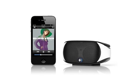 ロジクール Mini Boombox Bluetooth スピーカー(White) - Apple Store (Japan)-1