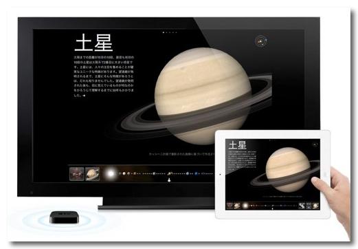 ~ アップル - Apple TV - 観たいものしか映さないテレビにしよう。-1