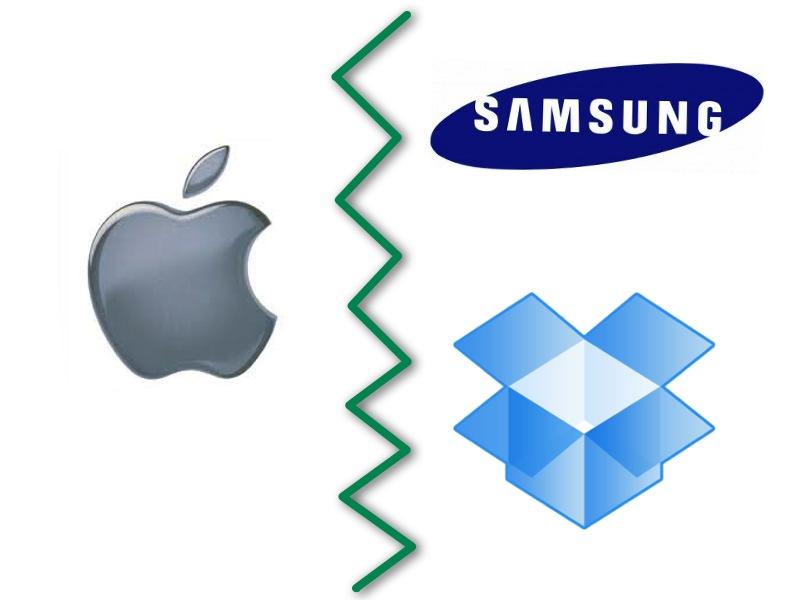 AppleSamsungDropbox