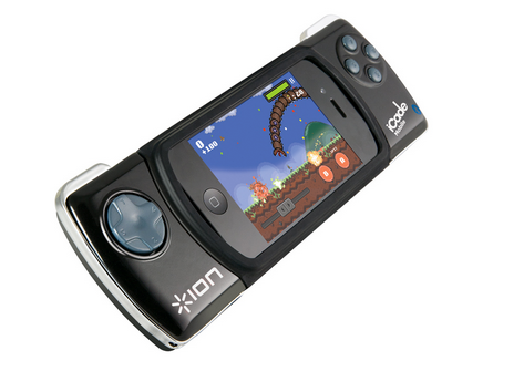 ICade Mobile - Mobile Game Controller for iPhone & iPod touch - ION Audio