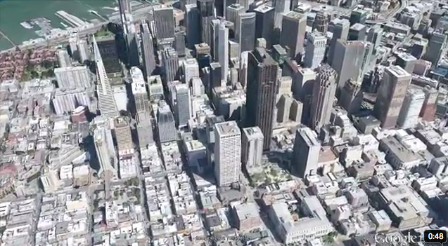 New 3D imagery for Google Earth for mobile - YouTube