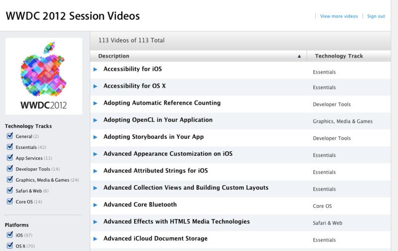 WWDC 2012 Session Videos - Apple Developer-1