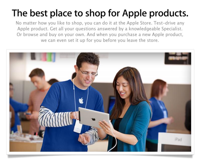Apple Retail Store - Shop