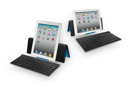 Logicool® Tablet Keyboard For iPad