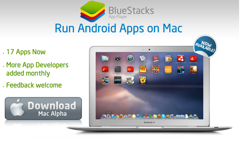 Run Android on Mac with BlueStacks __ Android on Mac __ Android Player for Mac | BlueStacks