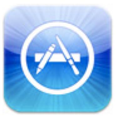 App Storeには50万以上のアプリケーションがそろっています。