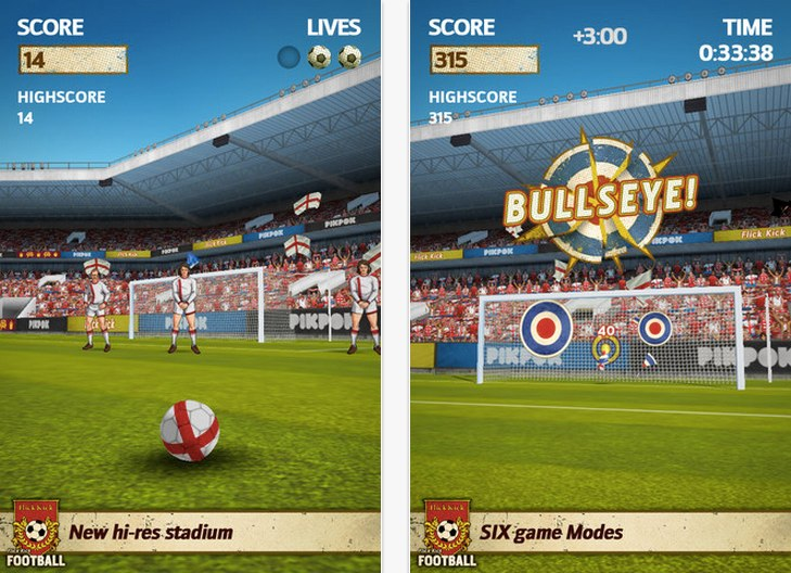 App Store - Flick Kick Football-1