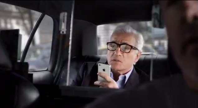 Martin Scorsese iPhone 4S_Siri commercial (HD) - YouTube