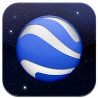 App Store - Google Earth