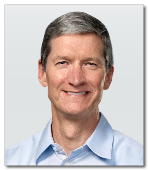 ~ Apple - Tim Cook-1