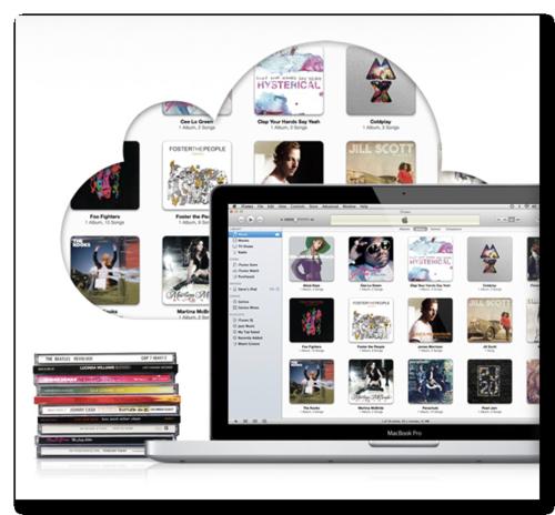 ~ Apple - iTunes - Match