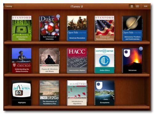 DropShadow ~ App Store - iTunes U-1