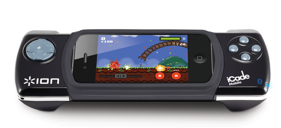 ICade Mobile - Mobile Game Controller for iPhone & iPod touch - ION Audio-1