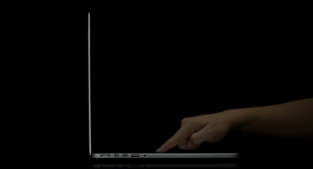 Apple MacBook Pro Retinaディスプレイモデル CM - YouTube