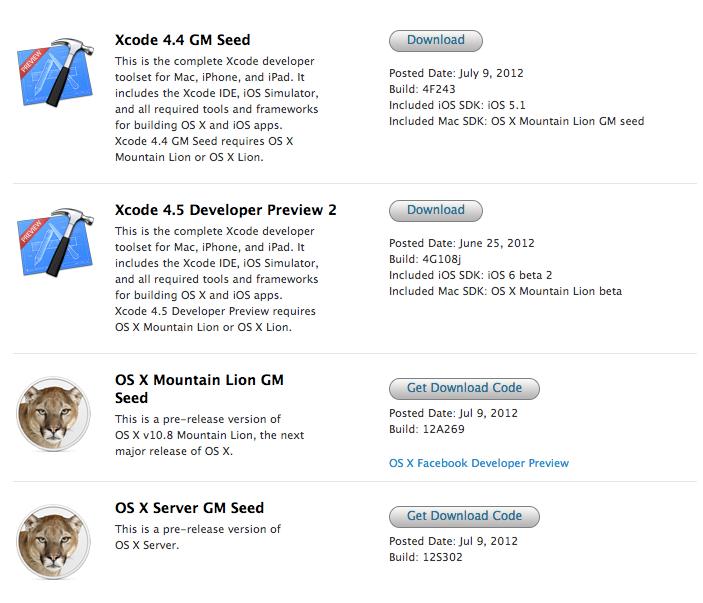 Mac Dev Center - Apple Developer 4