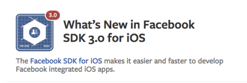 What_s New in 3.0 - Facebook開発者