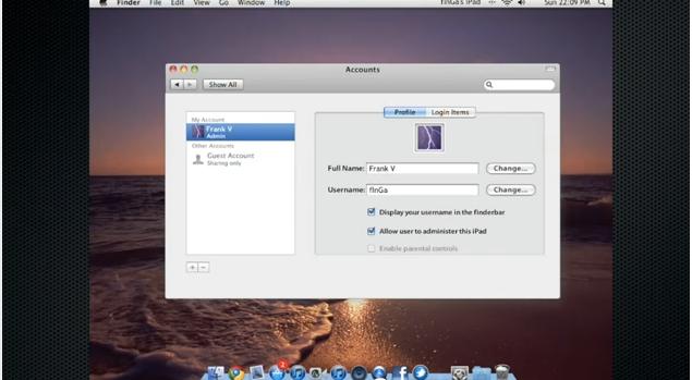 OS X Pad HD iPad DreamBoard Theme by Fnet Designs - YouTube