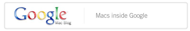Official Google Mac Blog-1